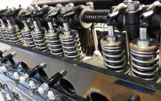Стуки и шумы в двигателе