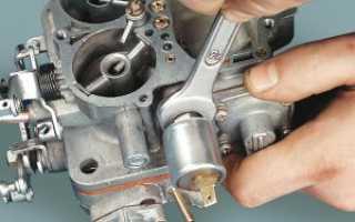 Принцип работы электромагнитного клапана карбюратора