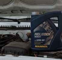 Маннол молибден бензин 10 40 отзывы