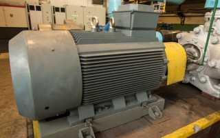 Регулирование частоты вращения асинхронного двигателя