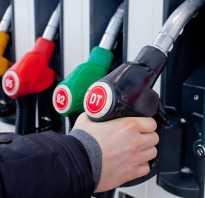 Акцизы на бензин в 2020
