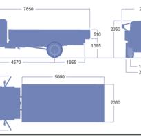 Газ 3307 технические характеристики