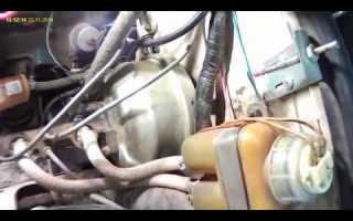 Почему машина глохнет при торможении
