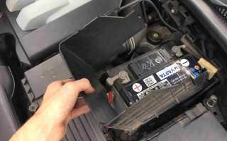 Минимальное напряжение автомобильного аккумулятора
