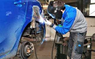 Можно ли электросваркой варить кузов автомобиля