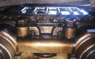 При повышении оборотов стук в двигателе