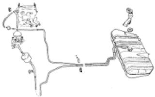 Топливные трубки ваз 2109 инжектор