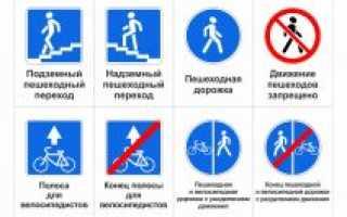 Разрешающие знаки дорожного движения картинки с пояснениями