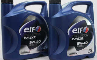 Моторное масло елф cf b4 5w40