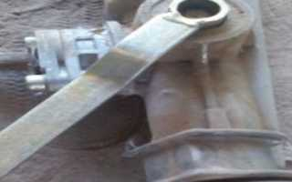 Подтягиваем рулевую рейку на калине