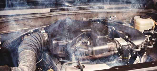 Чем промыть систему охлаждения после масла