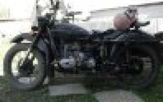 Почему чихает мотоцикл урал