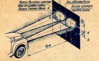Основные неисправности приборов освещения и сигнализации