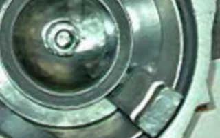 Термостат 124 двигатель ваз