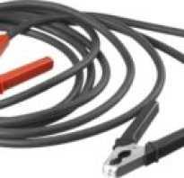 Провода прикуривателя на автомобиль