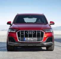 Audi q7 2020 new model restailing