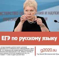 Решу егэ русский язык 2020 тренировочные варианты