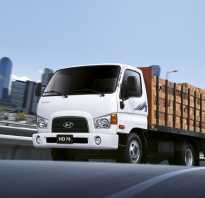 Hyundai hd78 технические характеристики