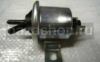 Электромагнитный клапан на уаз 469