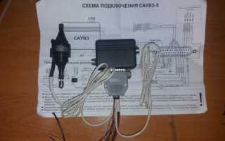 Электронный подсос на карбюратор ваз 2109