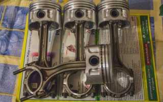 Ремонт двигателя после гидроудара