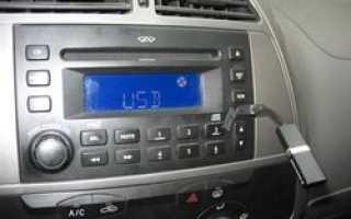 Не работает звук в автомагнитоле