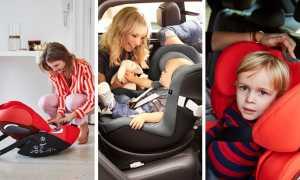 Как выбрать детское автокресло