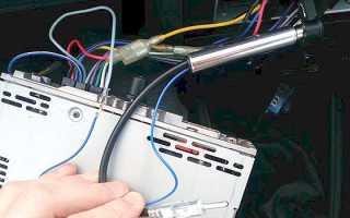Усилитель сигнала антенны авто