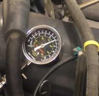 Компрессия в цилиндрах двигателя норма