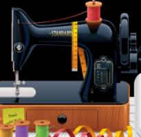 Как пользоваться швейной машинкой