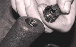 Ремонт ручного тормоза калина