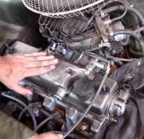 Стук в двигателе при запуске на холодную