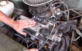 Стучат пальцы на холодном двигателе