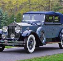 Rolls royce phantom 1925