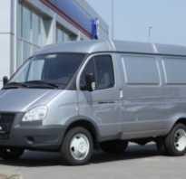 Газель 2705 цельнометаллический фургон