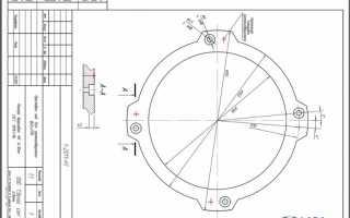 Проставочные кольца для динамиков 16 приора чертеж