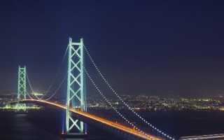 Самый длинный мост в мире над водой