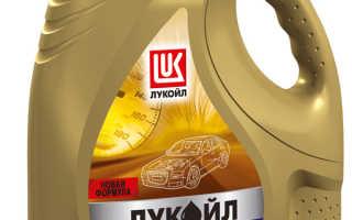 Масло лукойл люкс 5w40 полусинтетика технические характеристики
