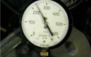 Низкое давление топлива симптомы