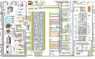 Схема проводки ваз 21099 карбюратор низкая панель