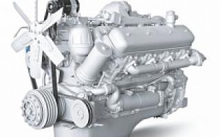 Двигатель ямз 238 технические характеристики