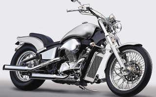 Honda steed 400 технические характеристики