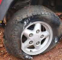 Грыжа на колесе можно ли отремонтировать